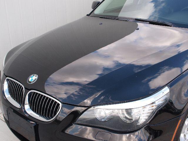 Bmw 535i Black. 08 BMW 535i PREM/SPTS PKG NAVI
