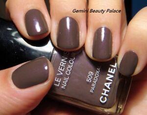 Chanel Nail Varnish 509