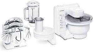 Bosch MUM4830 Küchenmaschine Rührgerät Rührmaschine Teigmaschine 2,7 Kg 600 Watt