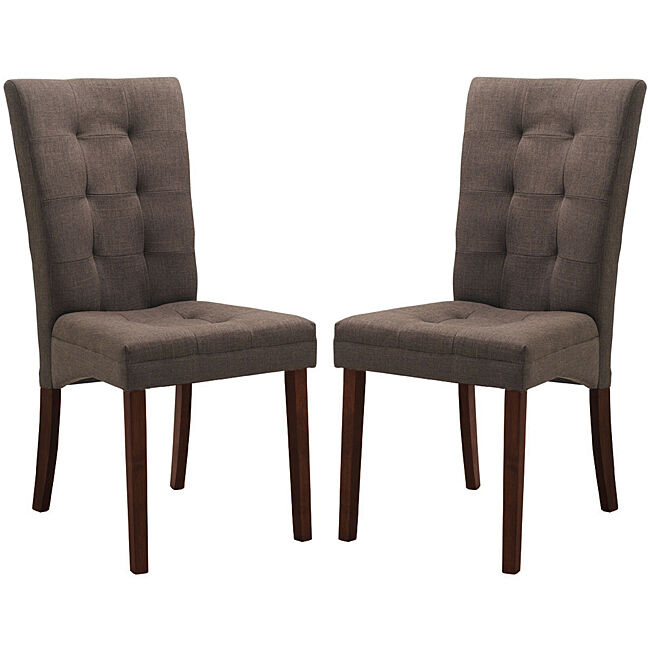 Your guide to buying brown dining room chairs for Brown leather dining room chairs