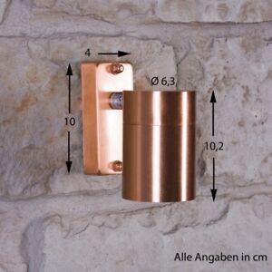 Applique lampe de jardin lampe murale spot luminaire for Applique murale exterieur cuivre