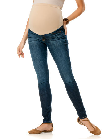 7 for all mankind maxi dress pregnancy