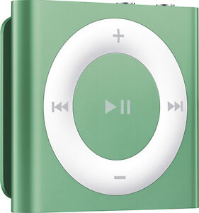 What is the Big Difference Between an iPod Shuffle and an iPod