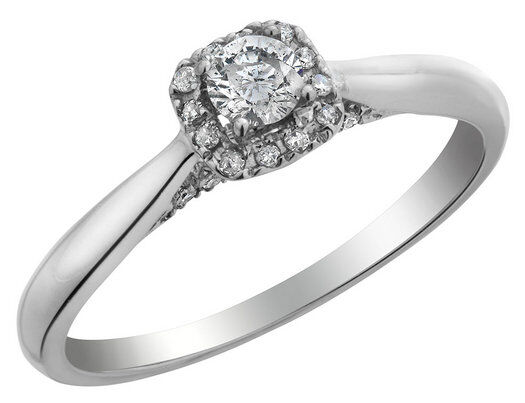 Your Guide to Buying a Diamond Engagement Ring on a Budget ...