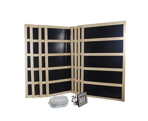 die infrarot kabine als alternative zur klassischen sauna. Black Bedroom Furniture Sets. Home Design Ideas