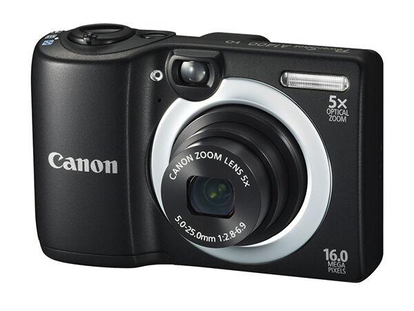 Handliches Kraftpaket Das zeichnet die Canon Powershot Digitalkamera aus