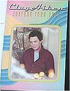 Clay Aiken 2005 Jukebox Tour Book New Condition Rare