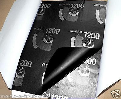 Maschine Schwarz Katalog (Packung 10 Blätter Schwarze A4 Kores Kohlepapier Handtasche oder Maschine)
