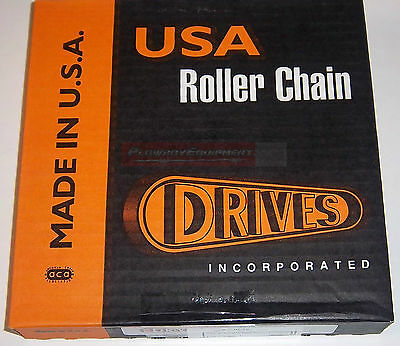 Drives Usa 50 Chain 10 Roll Round Baler Combine Planter For Case Vermeer Deere