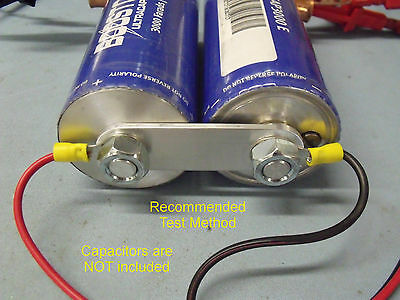 Low-Z Strap,100 pack, Maxwell Super Farad Ultra Capacitor BCAP P270 K04, <50uOhm comprar usado  Enviando para Brazil