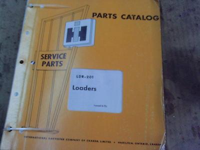 Farmall Ih Loader Parts Catalog B414 276 354 434 454 574 624 824 2300 Tractor