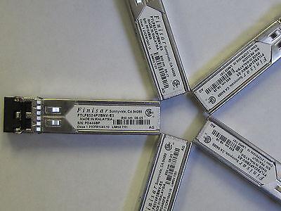 Finisar FTLF8524P2BNV-E5 4Gb SFP 500m SW FC & GbE Gigabit Ethernet  019-078-032