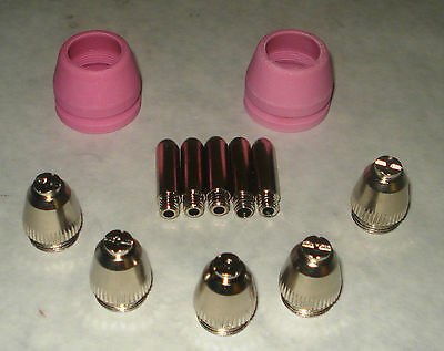 Tips For Fit Lotos Plasma Cutter Consumable Ltp5000d Ltpdc2000 Ltpac2500 Usa