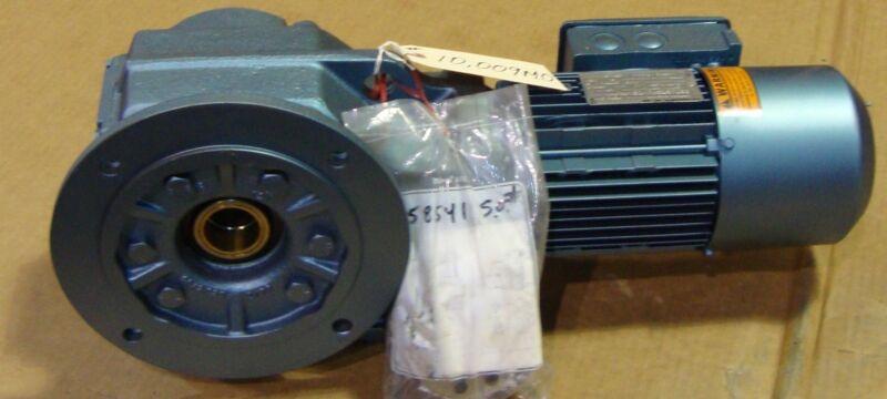 New Sew - Eurodrive Motor 1 HP 10009MO