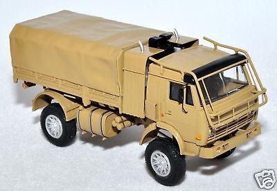 Rare handbuilt 1/43 Russian truck KAMAZ 4911 RALLY EXTREME PARIS DAKAR MIB for sale  Shipping to Canada