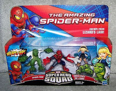 SUPER HERO SQUAD ESCAPE FROM LIZARD