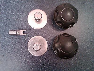 Lowrance HDS Elite & Simrad Security Gimbal Knob & Washer GK-12 000-10716-001