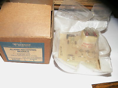 Edwards Part New Old Stock In Box Alarm Receiving Module Cat No 5703-r1 Control