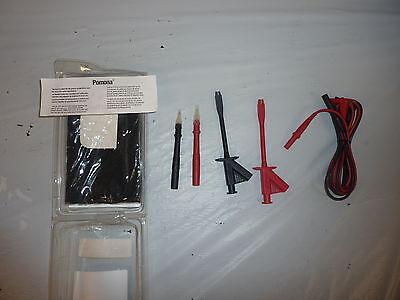 Pomona Model 5900apom Test Lead Kit Digital Multimeter