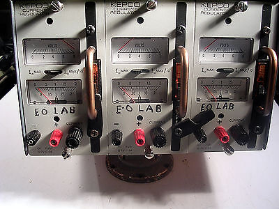 Kepco Cc-7-2m Series Cc Current Stabilizer Model Tested Good
