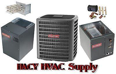 4 Ton 16 Seer 2 Stage Heat Pump System DSZC160481_MBVC2000_CAPF4961D6_HKR10C_TXV