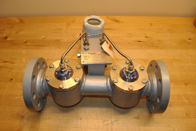 idFlow SP-2300-CS Actuator Valve ABB Hart 2600T ITT Cono Flow Pressure Tansmitt