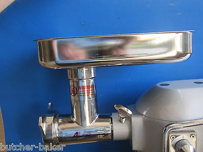 Meat Grinder For Pizza Dough Mixer Fits Omcan Upi Alfa Hobart Thunderbird