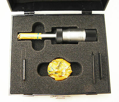 Starrett 78xt Metric Internal Micrometer Tool Maker Turning Milling Engineer