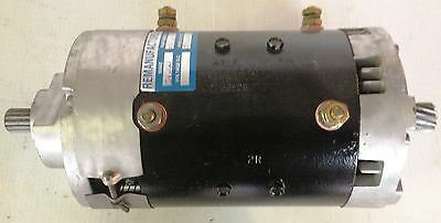 Mkn4006 Crown Motors Rebuilt Drive Motor Forklift Parts