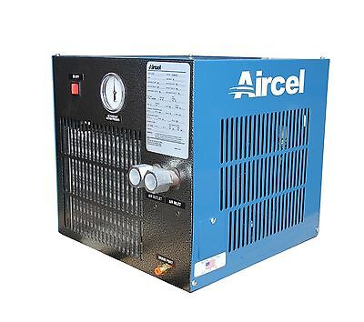 15 Cfm Aircel Refrigerated Compressed Air Dryer New Model Vf-15