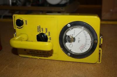 Victoreen Cdv-715 Geiger Counter Very Nice