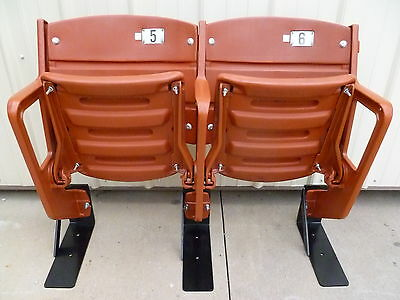 Angels Stadium of Anaheim - restored stadium seats (non-logo)