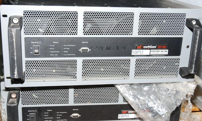 Ae Advanced Energy Ovation 35162 Rf Generator
