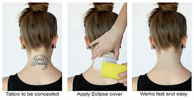 Tatjacket Eclipse Temporary Tattoo Covers