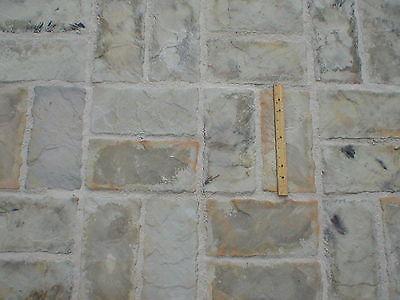 Concrete Tile Molds (6 DIY 6x12x1.5