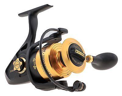 PENN SPINFISHER V - Best Saltwater Spinning Reel - All SSV Models 3500 -