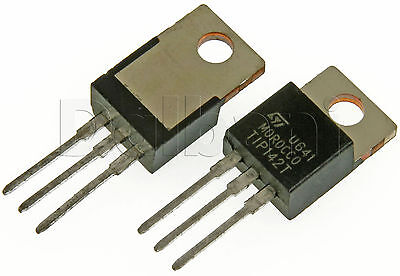 Tip142t Original Pulled St Silicon Npn Power Transistor