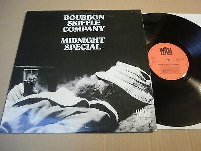 BOURBON SKIFFLE COMPANY - MIDNIGHT SPECIAL - LP WAM