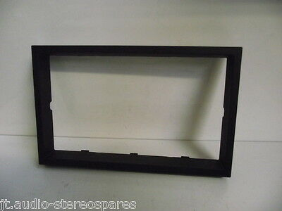 Alpine double din plastic face surround trim facia Iva-W202r etc W203Ri etc