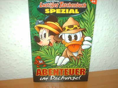 Comics LTB Spezialband 44 ABENTEUER im Dschungel mit über 500 Seiten 1A Zustand