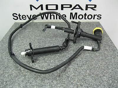 06-12 2011 2012 Dodge Ram 2500 3500 Clutch Master & Slave Cylinder Mopar OEM