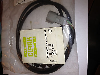 Clark Forklift Seat Switch Parts 921470