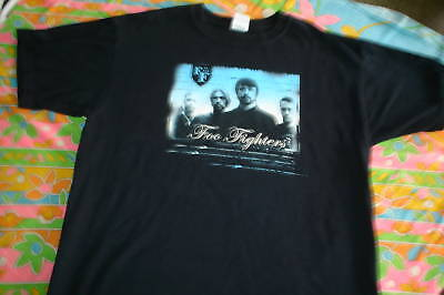 FOO FIGHTERS 2005 CONCERT TOUR SHIRT LARGE NIRVANA