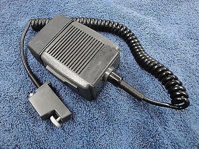Motorola Vintage Portable Radio Speaker Mic Made In Usa Pmn1015a A61