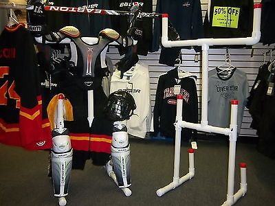- SPORTS EQUIPMENT HOCKEY DRYING RACK TREE