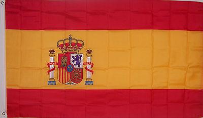 NEW 3ftx5 SPAIN SPANISH BANNER FLAG