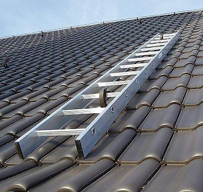 Kaminkehrerleiter Dachleiter Alu 7,00 m 25 Spross. frei Haus