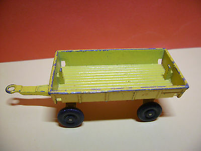 Matchbox Hay Trailer ()