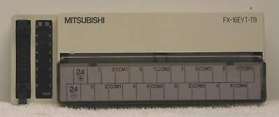 Mitsubishi  Fx-16eyt-tb  Io Block  Fx16etb