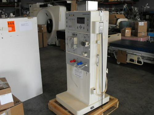FRESENIUS 2008H DIALYSIS MACHINE COMPLETE TESTED AS-IS